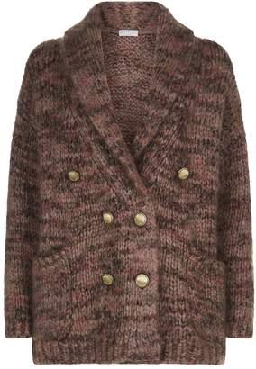 Brunello Cucinelli Cashmere Knit Cardigan