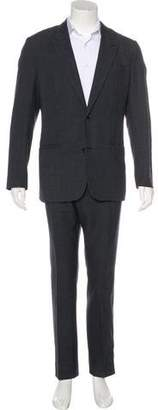 Louis Vuitton Embroidered Wool Suit