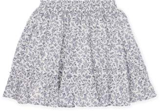 Ralph Lauren Floral Cotton Skirt
