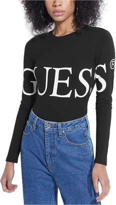 GUESS Logo Thong Bodysuit