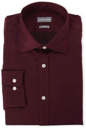 Michael Kors Port Solid Slim Fit Shirt