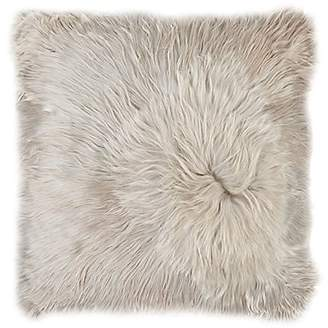 Aviva Stanoff Suri Alpaca Pillow - Cool Gray