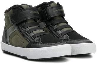 Geox Kids high top sneakers