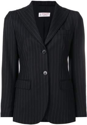 Alberto Biani pinstripe suit jacket