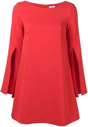 P.A.R.O.S.H. short cape dress