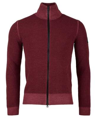 Mens Full Zip Wool Sweater Shopstyle Uk