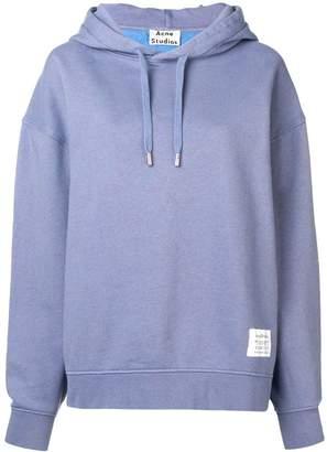 Acne Studios loose fit hoodie