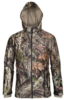 Mossy Oak Mens Tricot Hunting Jacket