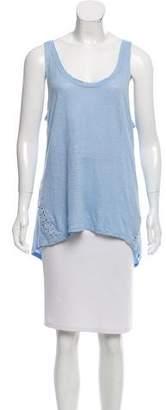 Rebecca Minkoff Oversized Sleeveless T-Shirt w/ Tags