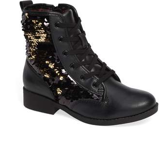 Steve Madden Regal Sequin Bootie
