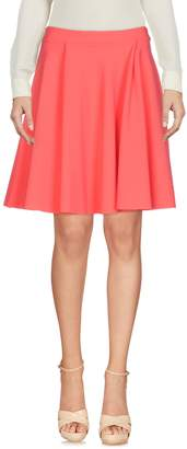 CHRISTIES À PORTER Knee length skirts - Item 35363030ND