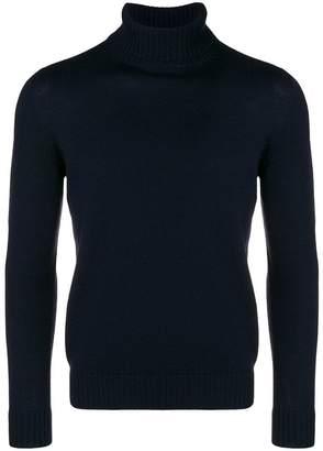 Drumohr knit roll neck sweater