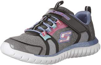 Skechers Girl's SPEED TRAINER - Glimmer Time Sneakers