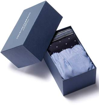 Charles Tyrwhitt Navy Boxer and Sock Gift Box Size XL