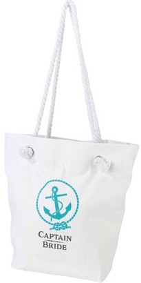 Lillian Rose Captain Bride Beach Bag