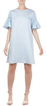 Ted Baker Faatima Smock-Sleeve Tunic Dress