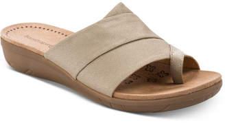 Bare Traps Baretraps Jodey Slip-On Wedge Sandals Women's Shoes