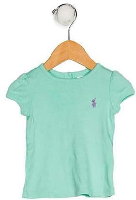 Ralph Lauren Girls' Knit Top