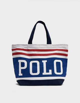 Polo Ralph Lauren Chariots of Fire Canvas Tote
