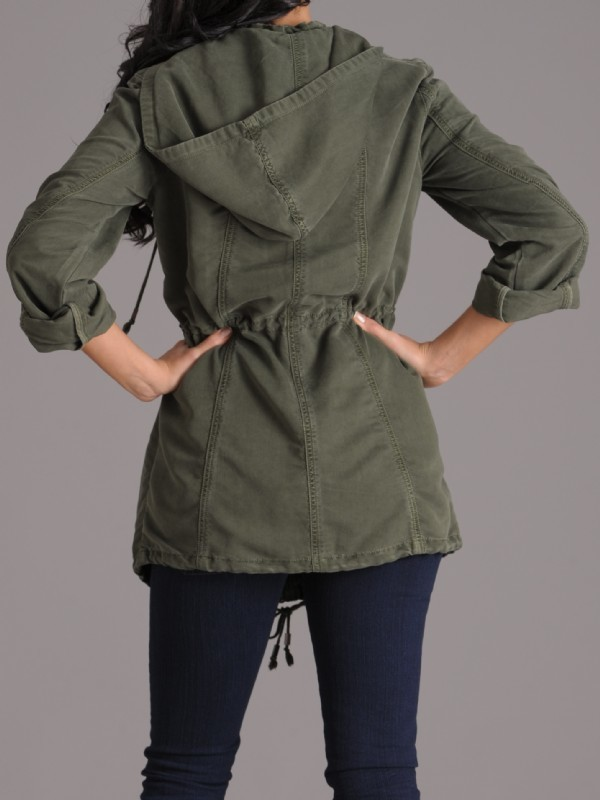 Marrakech Maya Hooded Jacket