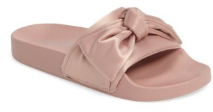 Women's Steve Madden Silky Slide Sandal $39.95 thestylecure.com