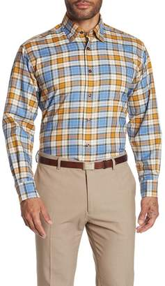 Robert Talbott Anderson II Plaid Long Sleeve Classic Fit Shirt