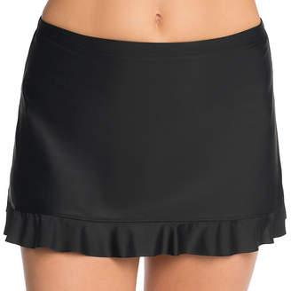 ST. JOHN'S BAY Ruffle Skirt Swimsuit Bottom