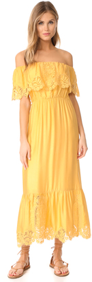 Nightcap x Carisa Rene Lily Maxi Dress $297 thestylecure.com