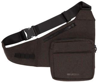4bae9a00c3df Han Kjobenhavn Brown Tweed Triangle Bag