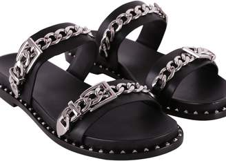Ash Meika Leather Sandals