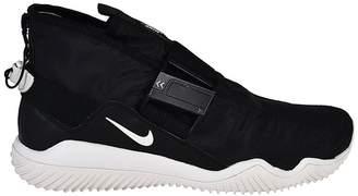 Nike Buckled Slip-on Sneakers