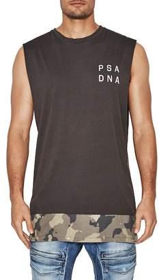 NXP Pusher Double Layer Sleeveless T-Shirt
