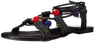 Madden-Girl Women's Baliee Flat Sandal
