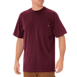 Dickies WS450 Heavyweight Short-Sleeve Pocket Tee-Big & Tall