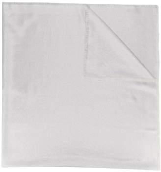 Fabiana Filippi logo print scarf