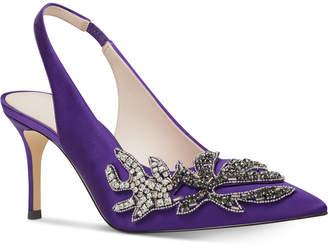 c46b75d503f Nine West Mathias Slingback Pumps Women Shoes