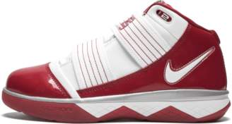 Nike Womens Zoom Soldier 3 - White/Varsity Crimson