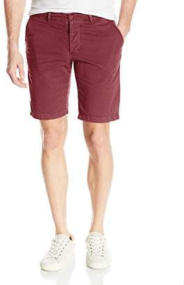 "Jet Lag Men's Flat Front 10"" Inseam Woven Short"