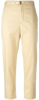 Isabel Marant belted chino trousers