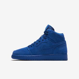 Air Jordan 1 Retro High Big Kids' Shoe $95 thestylecure.com
