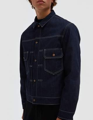 Pierre Louis Mascia Miralo Denim Jacket