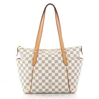 Louis Vuitton Totally Cloth Handbag