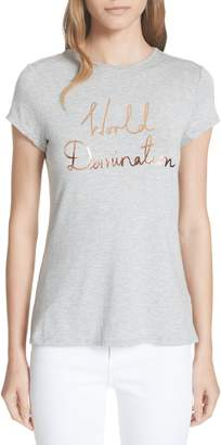 Ted Baker Janetia World Domination Tee