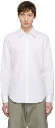 Maison Margiela White Classic Shirt