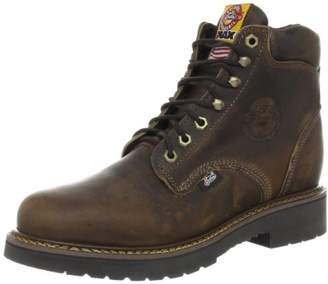 Justin Boots Men's J-Max Round-toe Work Boot