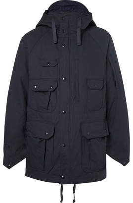 Engineered Garments Cotton And Nylon-Blend Ripstop Hooded Parka