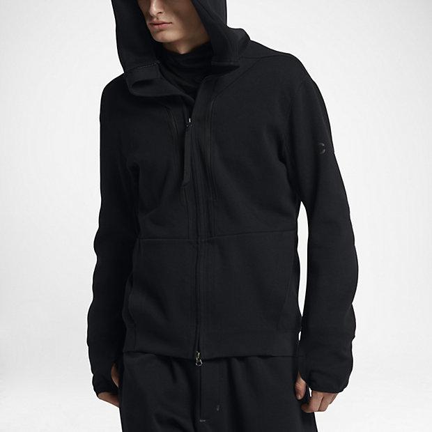 NikeLab ACG Tech Fleece Funnel Hoodie Men's Full-Zip Hoodie