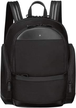 Montblanc Medium Nightflight Nylon Backpack