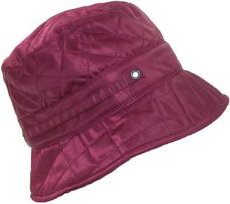 Betmar Women's Nylon Quilted Waterproof Bucket Rain Hat
