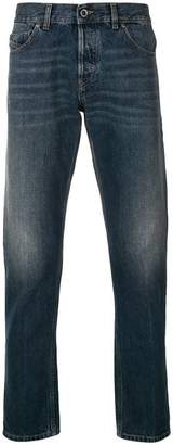 Diesel Black Gold cropped leg jeans